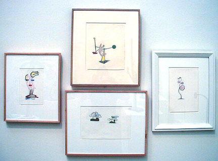 1999roy lichtenstein sculpture and drawingscorcoran