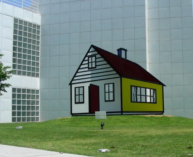 MONUMENTAL SCULPTURE – Roy Lichtenstein Foundation