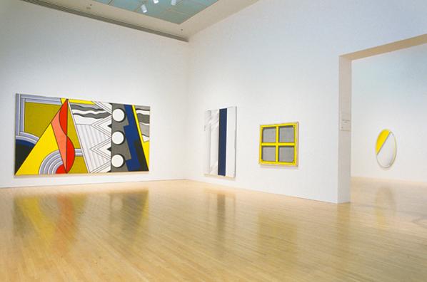 1994roy lichtenstein a retrospectivemuseum of