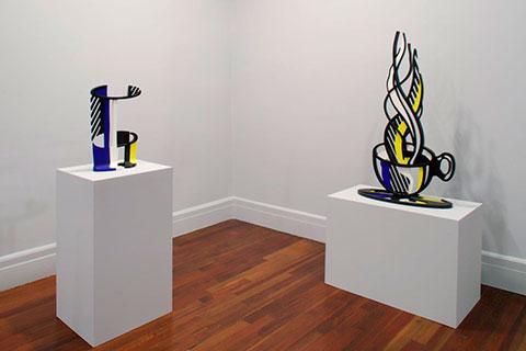 selected exhibitions � roy lichtenstein foundation