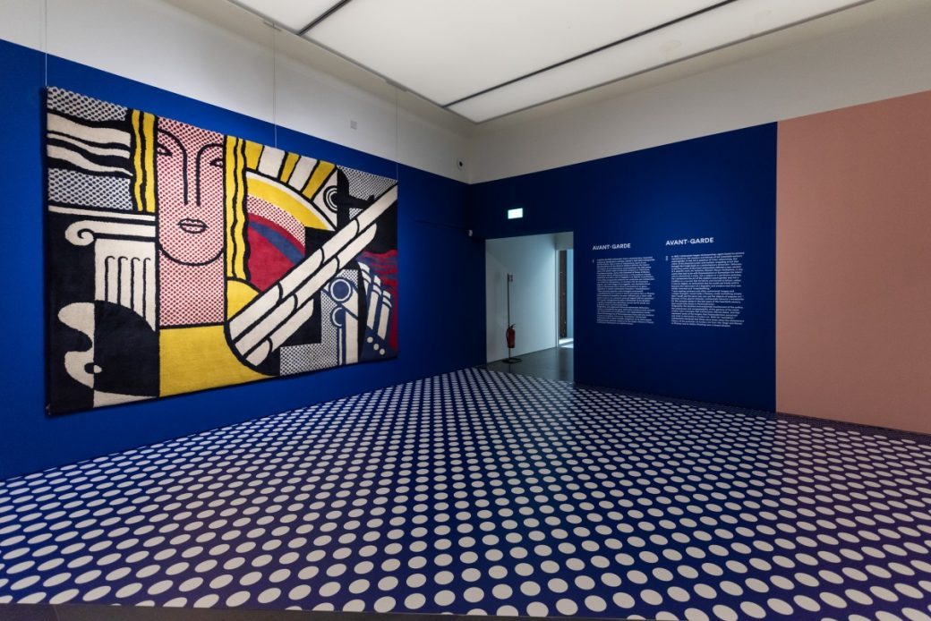 Roy Lichtenstein. Multiple Visions. Museo delle Cultre, Milan, Italy. May 1 - Sept. 8. 2019